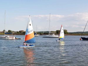 Dinghy Sailing Day